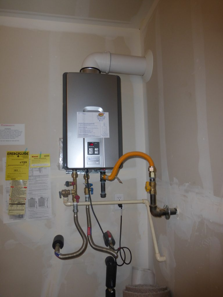 Are You Killing Your Tankless Water Heater