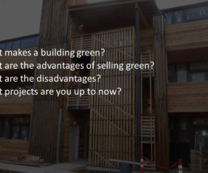Selling Green Real Estate